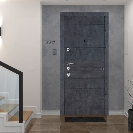 Купить входные двери Секьюрити 412/190  Дверной Бум