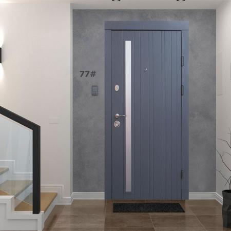 Купить входные двери Браш-Al Термопласт Премиум