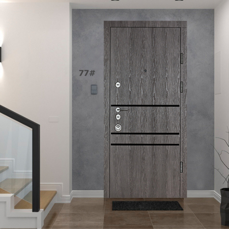 Купить входные двери Секьюрити 517/517  Дверной Бум
