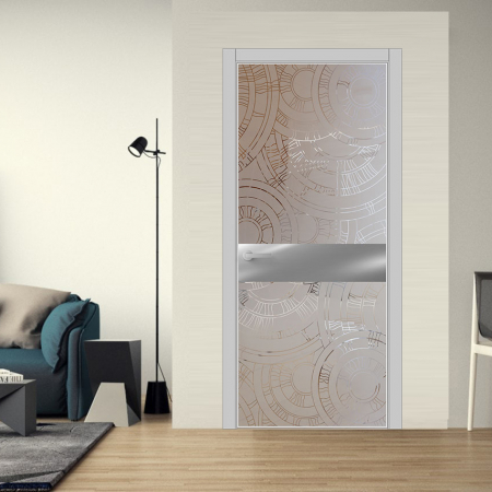 Купить межкомнатные двери Luxury VIP 01 Wake Wood