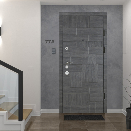 Купить входные двери Максимум 802/117  Дверной Бум