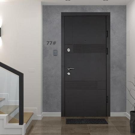 Купить входные двери K-6 LX 111 Дверной Бум