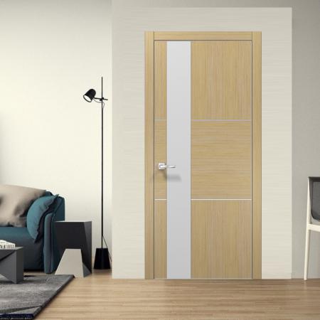 Купить межкомнатные двери ELEGANCE Comma-AL Папа карло