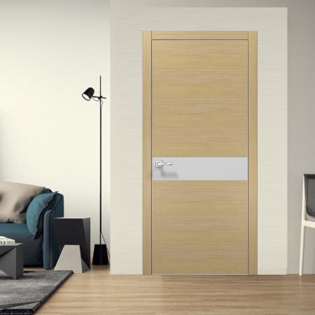 Купить межкомнатные двери ELEGANCE Uno-AL Папа карло