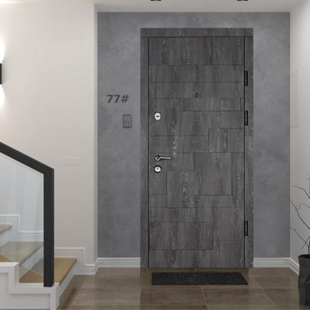 Купить входные двери K-6 802/165  Дверной Бум