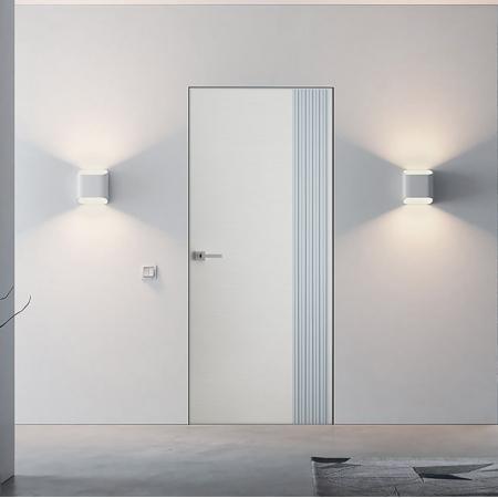 Купить межкомнатные двери скрытого монтажа Polo Папа Карло