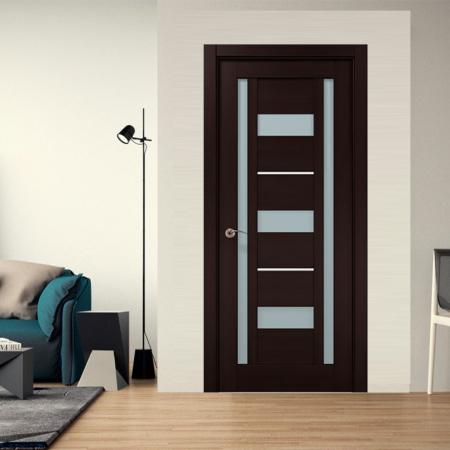 Купить межкомнатные двери MILLENIUM ML-51 AL Папа Карло