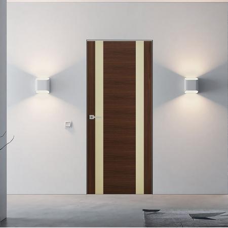 Купить межкомнатные двери скрытого монтажа Duo Папа Карло