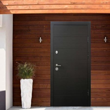Купить входные двери Трио-Престиж Горизонталь Термопласт