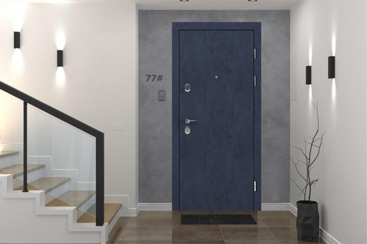 Входные двери STZ-001 Rodos Standart - 1