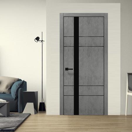 Купить межкомнатные двери PLATO PL-10 AL Папа Карло