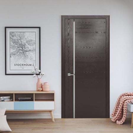 Купить межкомнатные двери Ultra Glass 2 Status doors
