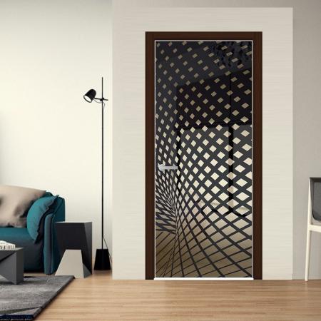 Купить межкомнатные двери Bogemia VIP 58 F Wake Wood