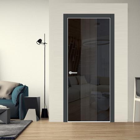 Купить межкомнатные двери Bogemia VIP 68 Wake Wood
