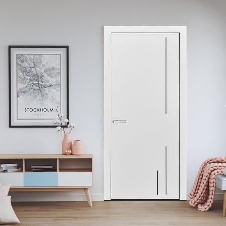 Купить межкомнатные двери loft m12 Дверной Бум