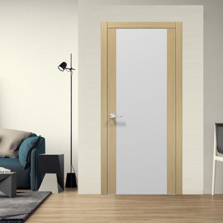 Купить межкомнатные двери ELEGANCE Ego-AL Папа карло