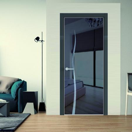 Купить межкомнатные двери Bogemia VIP 41 F Wake Wood