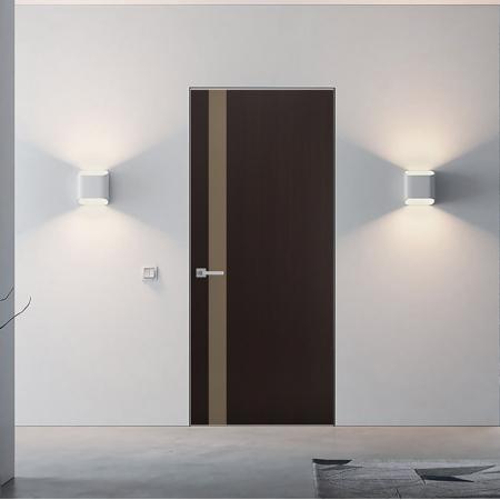 Купить межкомнатные двери скрытого монтажа Plato-4 Папа Карло