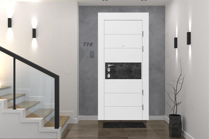 Входные двери PRZ-003 Rodos Premium - 1