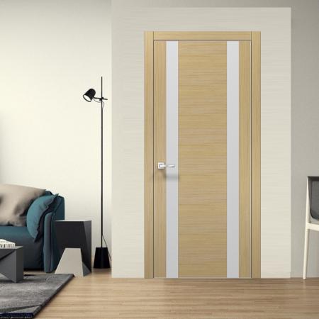 Купить межкомнатные двери ELEGANCE Duo-AL Папа карло