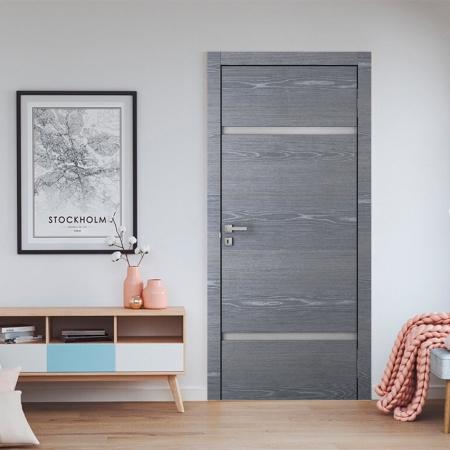 Купить межкомнатные двери PALERMO PS-02 B Paolo Rossi