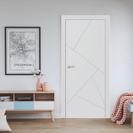 Купить межкомнатные двери AL-9 Дверной Бум