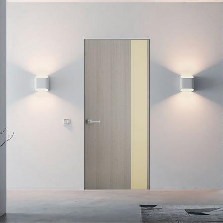 Купить межкомнатные двери скрытого монтажа Plato-5 Папа Карло
