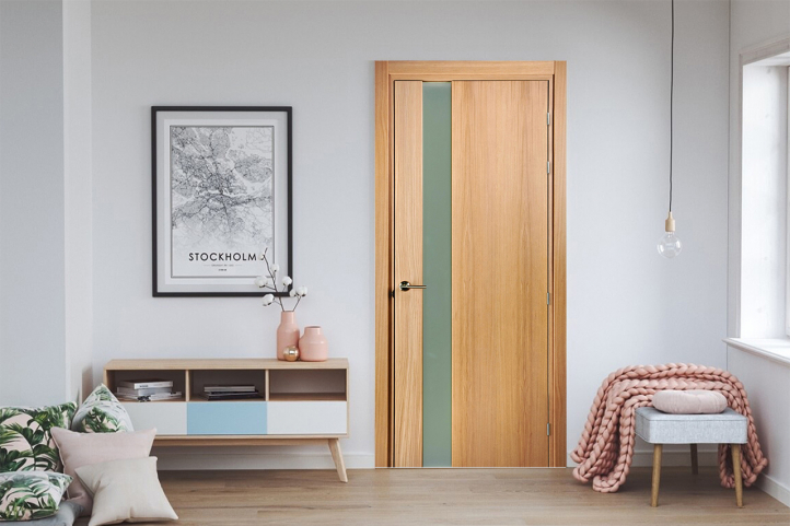 межкомнатные двери ALYASKA 904 Fado - 1