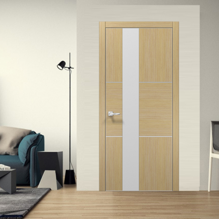 Купить межкомнатные двери ELEGANCE Terra-AL Папа карло