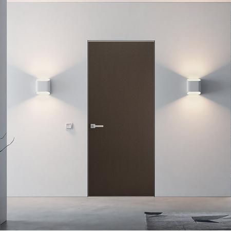 Купить межкомнатные двери скрытого монтажа Plato-1 Папа Карло