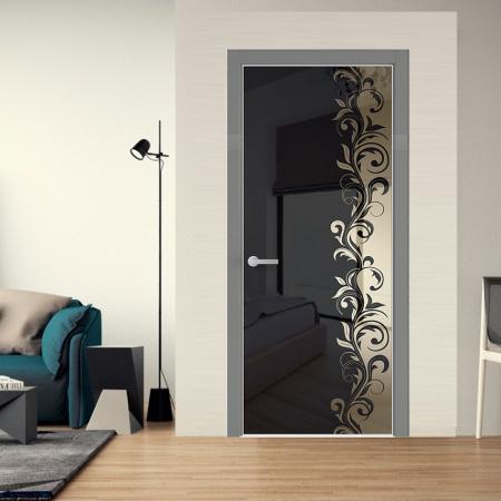 Купить межкомнатные двери Bogemia VIP 60 F Wake Wood