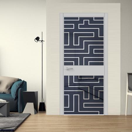 Купить межкомнатные двери Luxury VIP 72 F Wake Wood