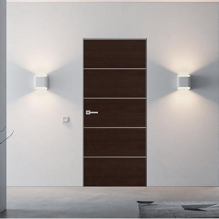 Купить межкомнатные двери скрытого монтажа Linea Папа Карло