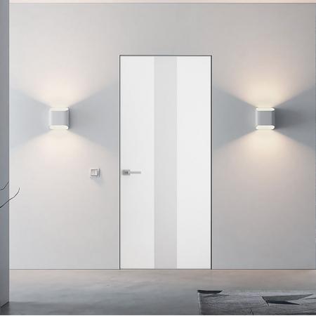 Купить межкомнатные двери скрытого монтажа Plato-6 Папа Карло