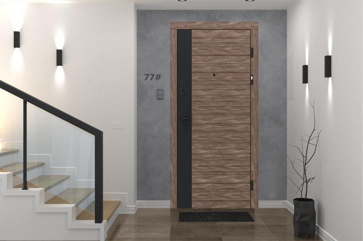 Входные двери STZ-009 Rodos Standart - 1