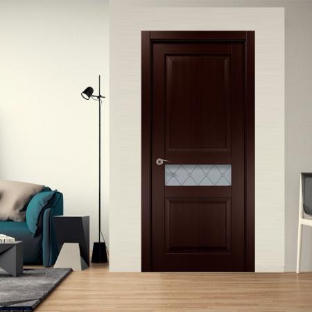 Купить межкомнатные двери COSMOPOLITAN CP-513 стекло оксфорд Папа Карло