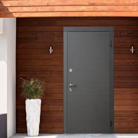Купить входные двери Трио-Престиж Гладь Термопласт