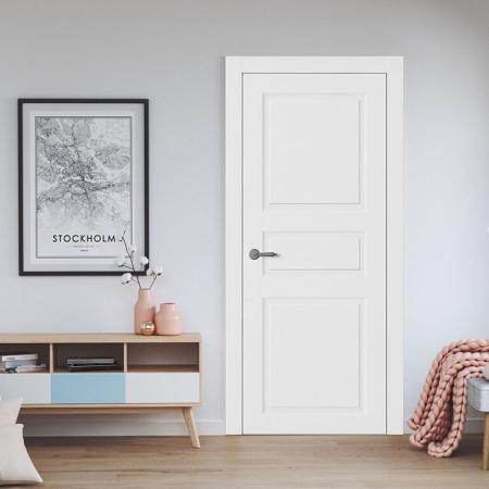 Купить межкомнатные двери НИЦЦА ПГ Дверной Бум