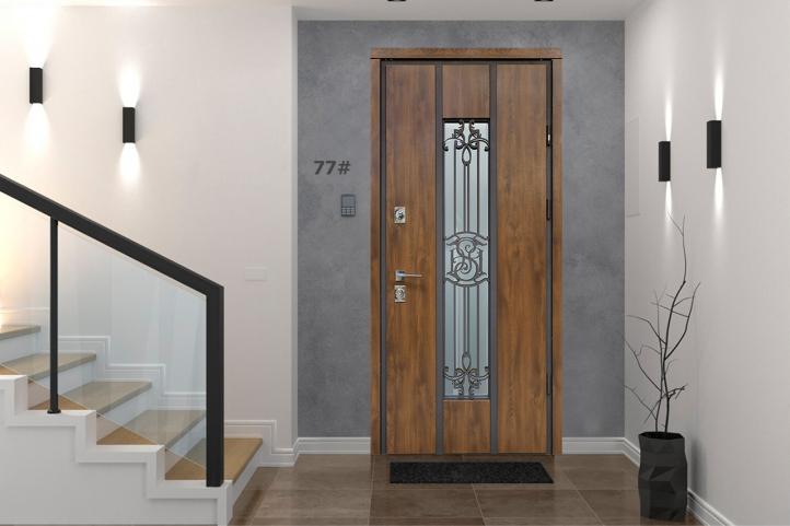 входные двери Straj Proof Mottura PF Nominal (285) - 1
