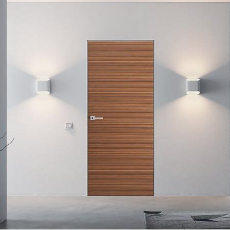Купить межкомнатные двери скрытого монтажа Roma Папа Карло