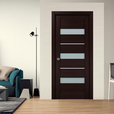 Купить межкомнатные двери MILLENIUM ML-42 AL Папа Карло
