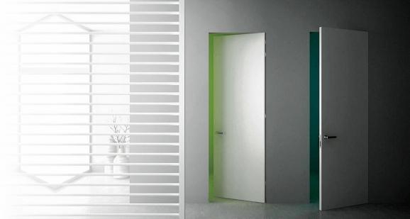Скрытые двери в наличии