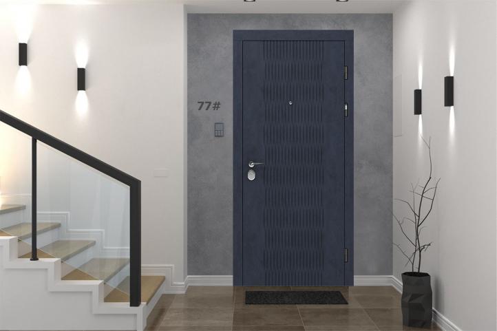 Входные двери STZ-004 Rodos Standart - 1