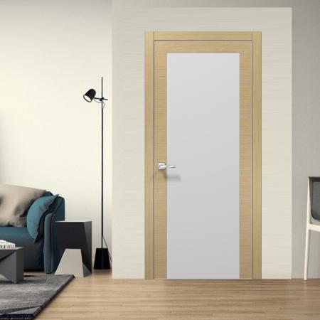 Купить межкомнатные двери ELEGANCE Nova-AL Папа карло