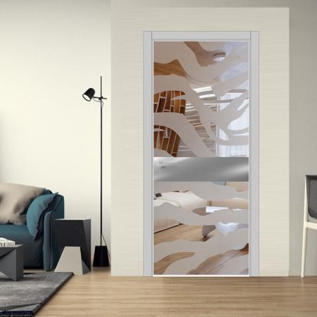 Купить межкомнатные двери Luxury VIP 03 Wake Wood