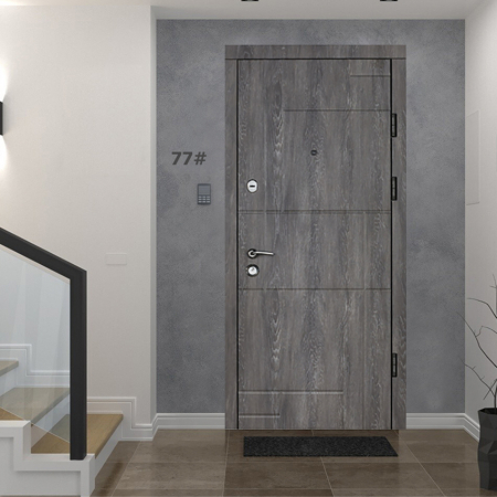 Купить входные двери K-6 166 Дверной Бум