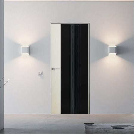Купить межкомнатные двери скрытого монтажа Clio Папа Карло