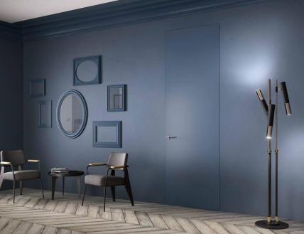 Как выбрать межкомнатные двери окрашенные по RAL?