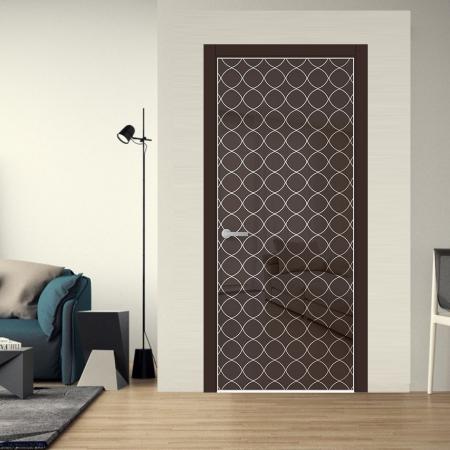 Купить межкомнатные двери Bogemia VIP 75 F Wake Wood