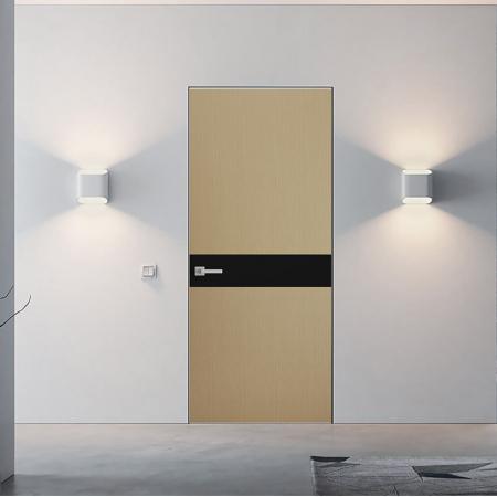 Купить межкомнатные двери скрытого монтажа Plato-3 Папа Карло